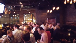 Rockit Networking Reception