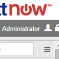 GarrettNow Logo Example